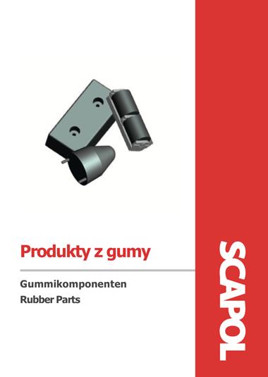 Produkty z gumy katalog
