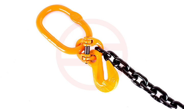 Regulacja długości zawiesia łańcuchowego